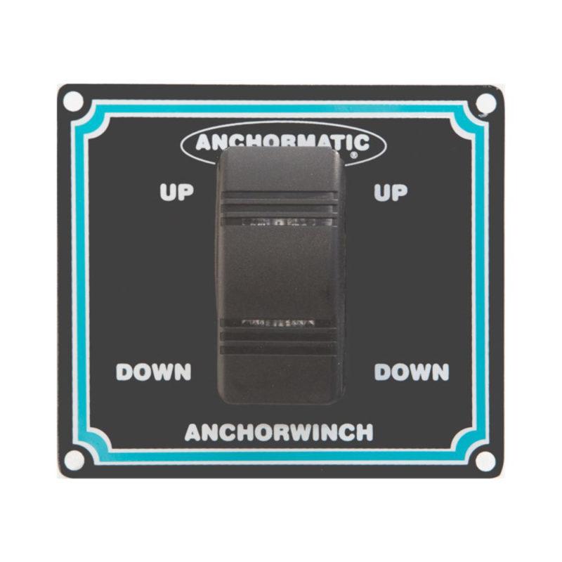 Manöverpanel reservdel,ingår i Anchormatic Light ankarspel.